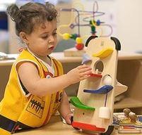 niña desarrollando talento