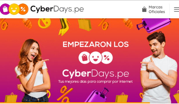 cyberdays perú