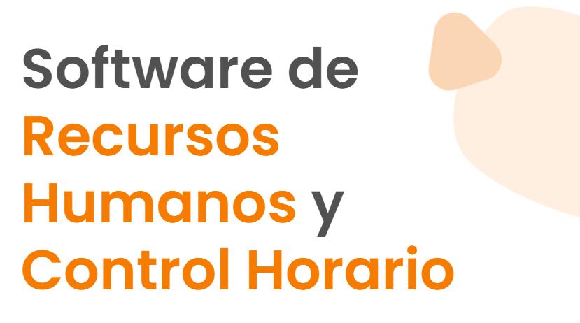 5 software de recursos humanos en español